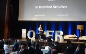 Markus Schollmeyer In fremden Schuhen Vortrag Querdenker