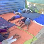 Kindergarten in den Townships Windhoek Namibia Markus Schollmeyer