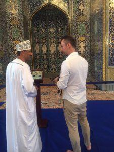 Gespräch in einer Moschee © Markus Schollmeyer 2019 Fairsteher Freiheit Gerechtigkeit Islam Terroranschlag soziale Intelligenz ungelogen ehrlichstes Gespräch deines leibens