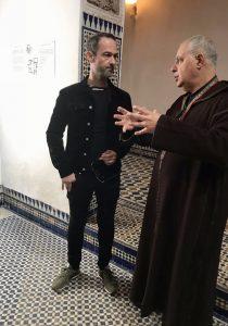 Gespräch über Islam in Marrakech © Markus Schollmeyer 2019 Lie Detektive SAT 1 fairsteher ungelogen ehrlichstes Gespräch deines Lebens