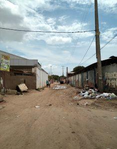 Plastikmüll in Afrika © Markus Schollmeyer Fairsteher Lie Detektive SAT 1 ungelogen ehrlichstes Gespräch deines Lebens