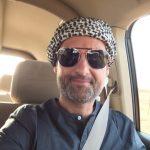 In der Wüste unterwegs ©Markus Schollmeyer Fairsteher SAT 1 ungelogen ehrlichstes Gespräch deines Lebens Wüste Gerechtigkeitbfairness reise