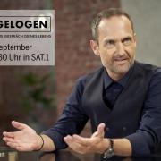 Markus Schollmeyer SAT1 Lie detective ungelogen TV Host Medien ehrliches Gespräch prominent Beratung Coaching